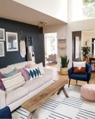 Totally inspiring boho living room ideas 11