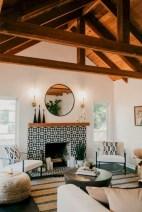 Totally inspiring boho living room ideas 13
