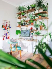 Totally inspiring boho living room ideas 21
