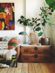 Totally inspiring boho living room ideas 35