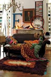 Totally inspiring boho living room ideas 36