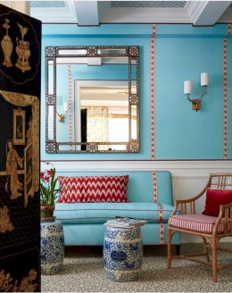 Totally inspiring boho living room ideas 39
