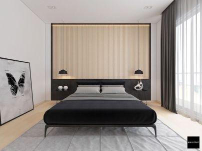 Adorable minimalist bedroom design decor ideas (23)