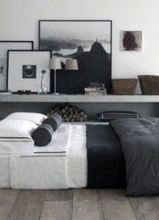 Adorable minimalist bedroom design decor ideas (32)