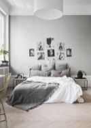 Adorable minimalist bedroom design decor ideas (44)