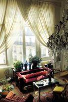 Amazing bohemian style living room decor ideas (13)