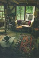 Amazing bohemian style living room decor ideas (2)
