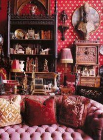 Amazing bohemian style living room decor ideas (20)