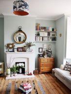 Amazing bohemian style living room decor ideas (39)