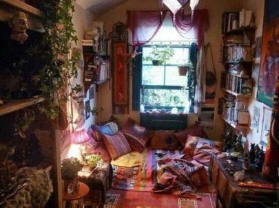 Awesome bohemian style home decor ideas (10)