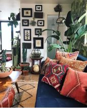 Awesome bohemian style home decor ideas (3)