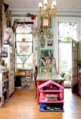 Awesome bohemian style home decor ideas (4)