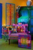 Awesome bohemian style home decor ideas (43)