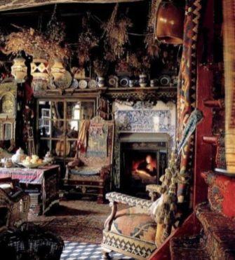 Awesome bohemian style home decor ideas (5)