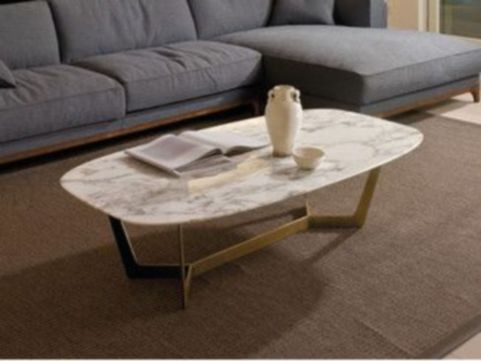 Beautiful marble coffee table design ideas for living room (19)