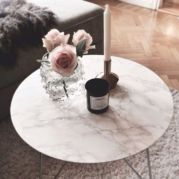 Beautiful marble coffee table design ideas for living room (6)
