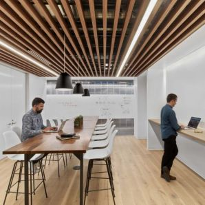 Best ideas for minimalist office interiors (1)
