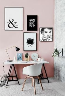 Best ideas for minimalist office interiors (19)