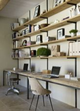 Best ideas for minimalist office interiors (23)