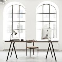 Best ideas for minimalist office interiors (29)