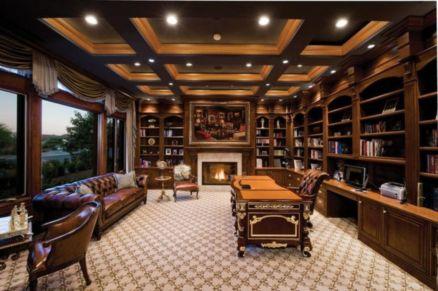 Best ideas for minimalist office interiors (5)