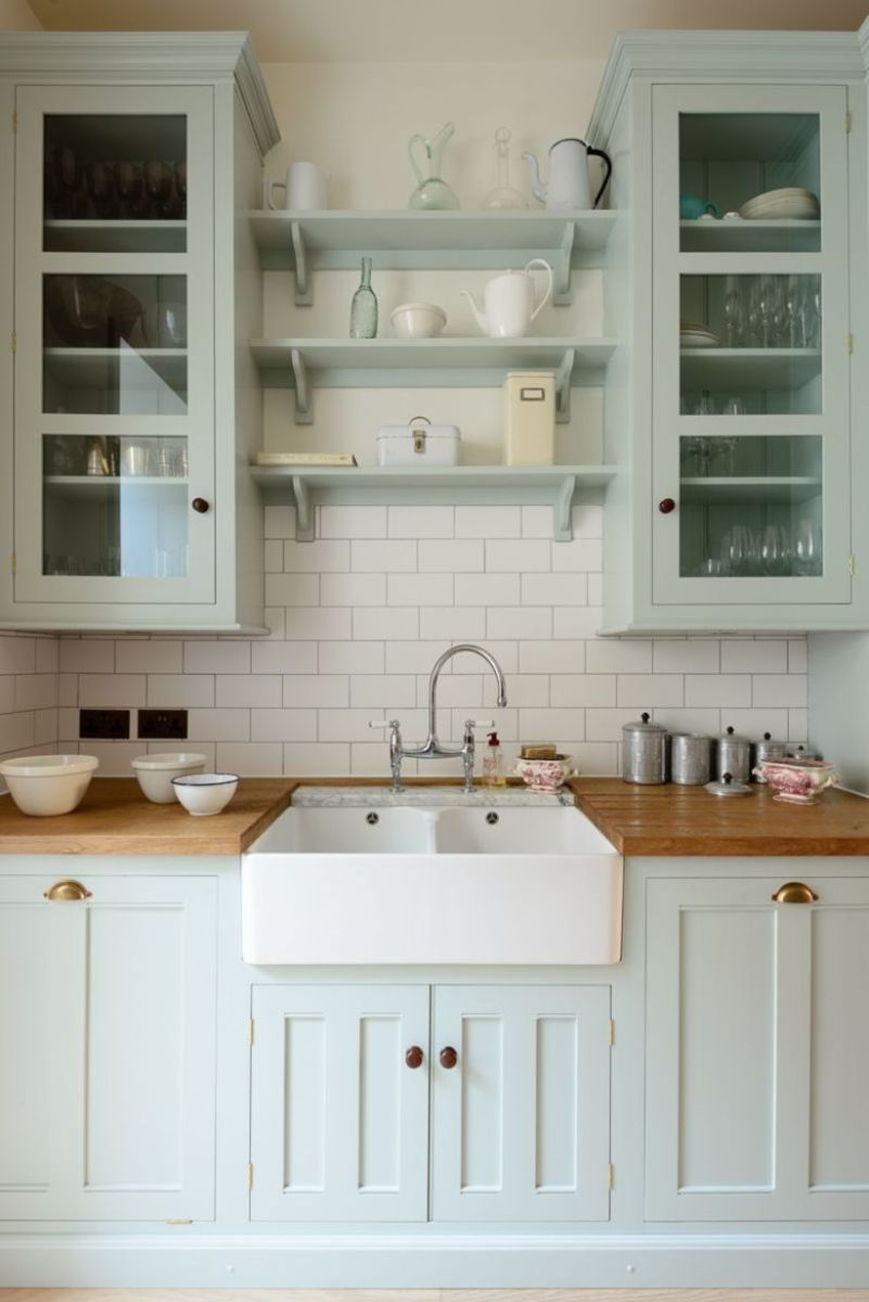 Brilliant small kitchen remodel ideas (14)