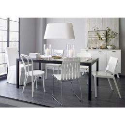 Comfy wood steel chair design for dining room (15)