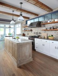 Cool coastal kitchen design ideas (35)