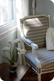 Cozy vintage chair design ideas you can add for your home (29)