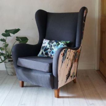 Cozy vintage chair design ideas you can add for your home (34)