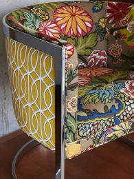 Cozy vintage chair design ideas you can add for your home (6)