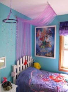 Cute pink kids bedroom designs ideas for small room (24)