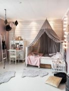 Cute pink kids bedroom designs ideas for small room (28)