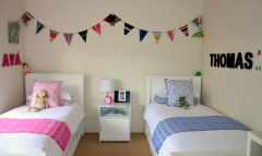 Cute pink kids bedroom designs ideas for small room (35)