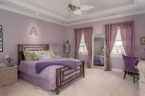 Cute pink kids bedroom designs ideas for small room (45)