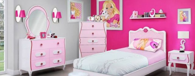 Cute pink kids bedroom designs ideas for small room (46)