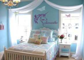 Cute pink kids bedroom designs ideas for small room (5)