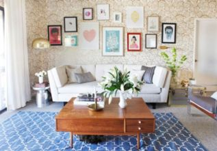Elegant carpet ideas for large living room (39)