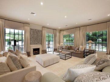 Elegant carpet ideas for large living room (40)