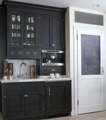 Fantastic home coffee bar design ideas you may try (28)