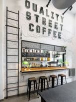 Fantastic home coffee bar design ideas you may try (31)