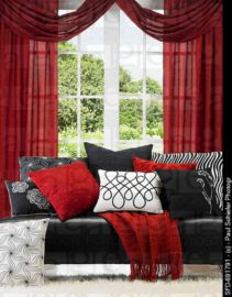 Fantastic red leather sofa designs ideas for family rooms (10)