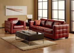 Fantastic red leather sofa designs ideas for family rooms (33)