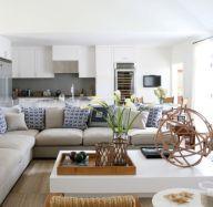 Gorgeous coastal living room decor ideas (13)