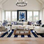 Gorgeous coastal living room decor ideas (47)
