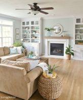 Gorgeous coastal living room decor ideas (9)