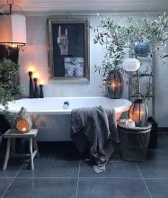 Inspiring scandinavian bathroom design ideas (11)