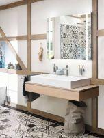 Inspiring scandinavian bathroom design ideas (15)