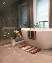 Inspiring scandinavian bathroom design ideas (16)