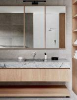 Inspiring scandinavian bathroom design ideas (17)